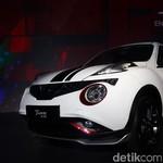 Nissan Siapkan Juke Bertenaga Listrik
