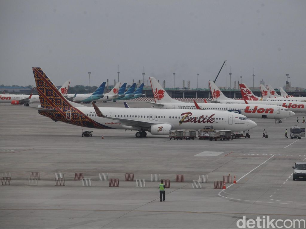 Praktik Duopoli di Balik Tiket Pesawat Mahal, 2 Maskapai Terseret