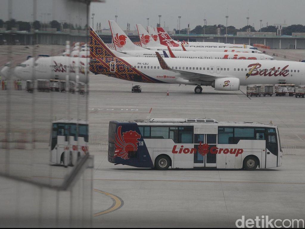 Lion Air: Kami Tak Langgar Aturan Harga Tiket Pesawat