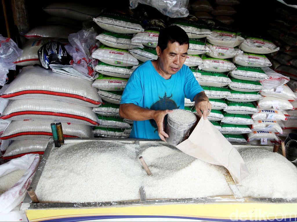 Penyebab Mahalnya Beras RI: Pedagang Ambil Untung Kebanyakan