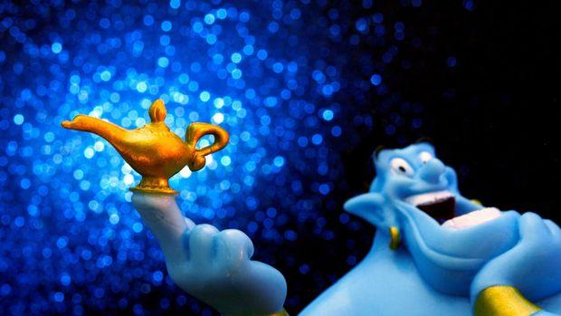Jin Hip-Hop ala Will Smith di Film 'Aladdin' Versi Baru
