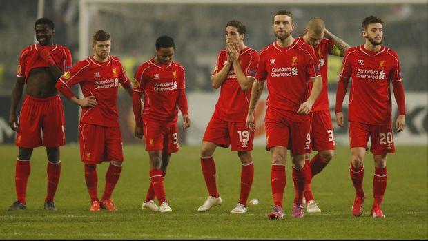 Liverpool dua kali tumbang di Vodafone Arena.