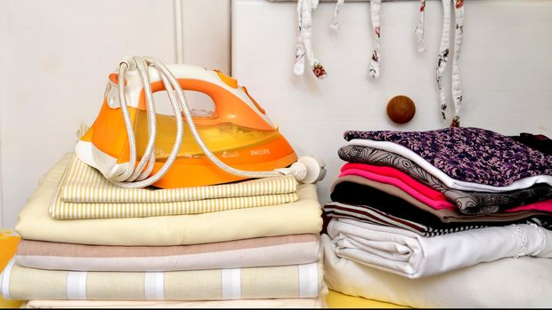 Merawat Pakaian agar Tetap Putih dan Tidak Cepat Kusam [EBG]