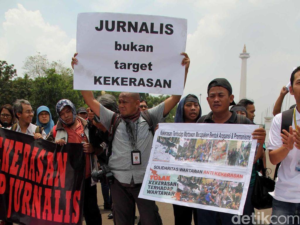 Tuai Protes, Polda Sumut Jelaskan Penangkapan 2 Wartawan