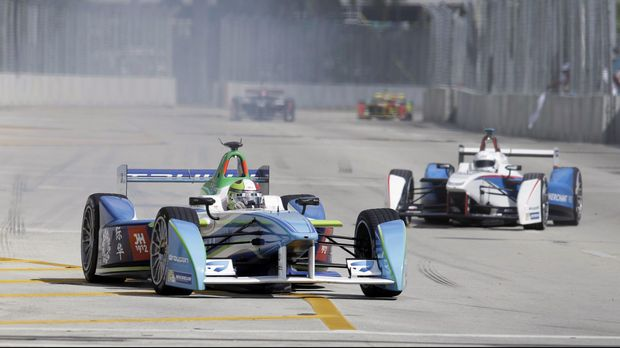 Rencana Formula E di Jakarta masih tahap pembicaraan. (