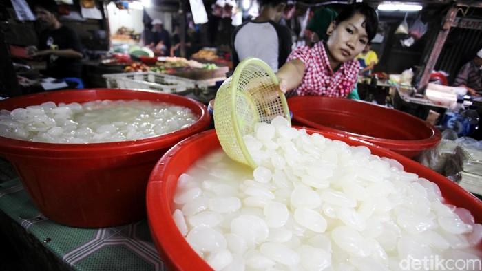 Manfaat kolang kaling untuk kesehatan ada banyak sekali macam.  (Foto ilustrasi: Rachman Haryanto)