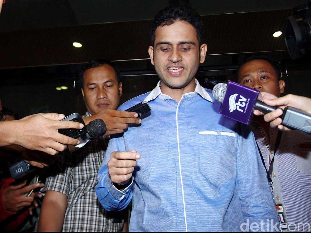 Nazaruddin Gunakan Nama Anak Buah Beli Aset di Pekanbaru