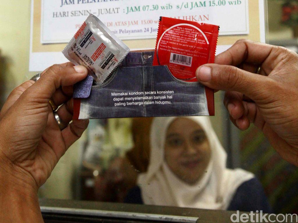 Waduh! Kondom Disebut Tak 100 Persen Ampuh Cegah HIV