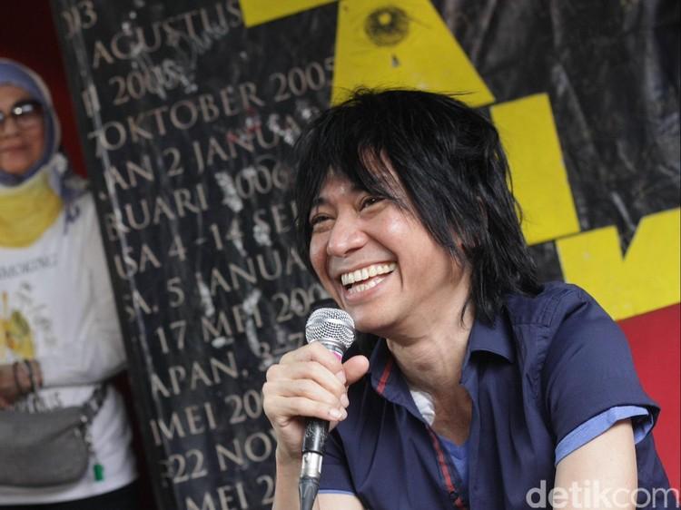 Jejak Abdee Slank Bikin Konser untuk Jokowi hingga Komisaris Telkom
