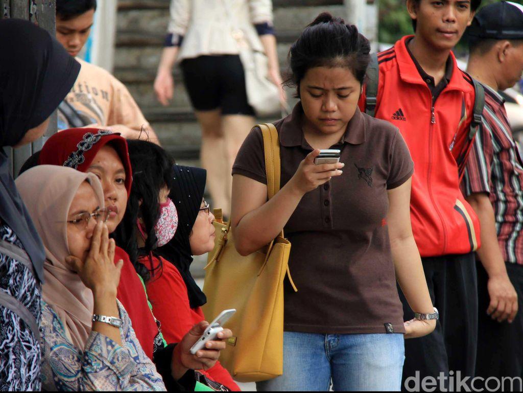 Riset Google: Orang Indonesia Sering Takut Kuota Internet Habis