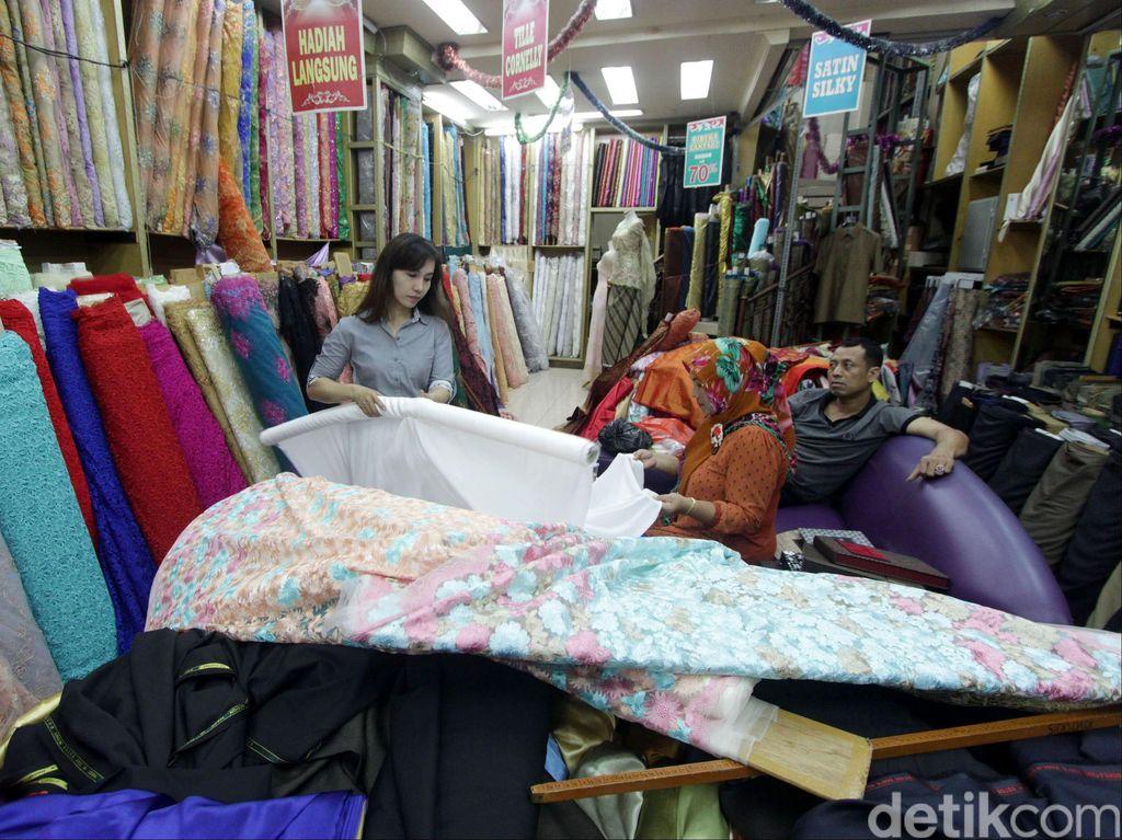 Produk Tekstil RI Kalah Jauh dari China dan Vietnam