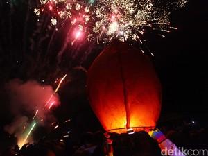 Ini Lokasi Perayaan Pergantian Tahun di Kota Semarang