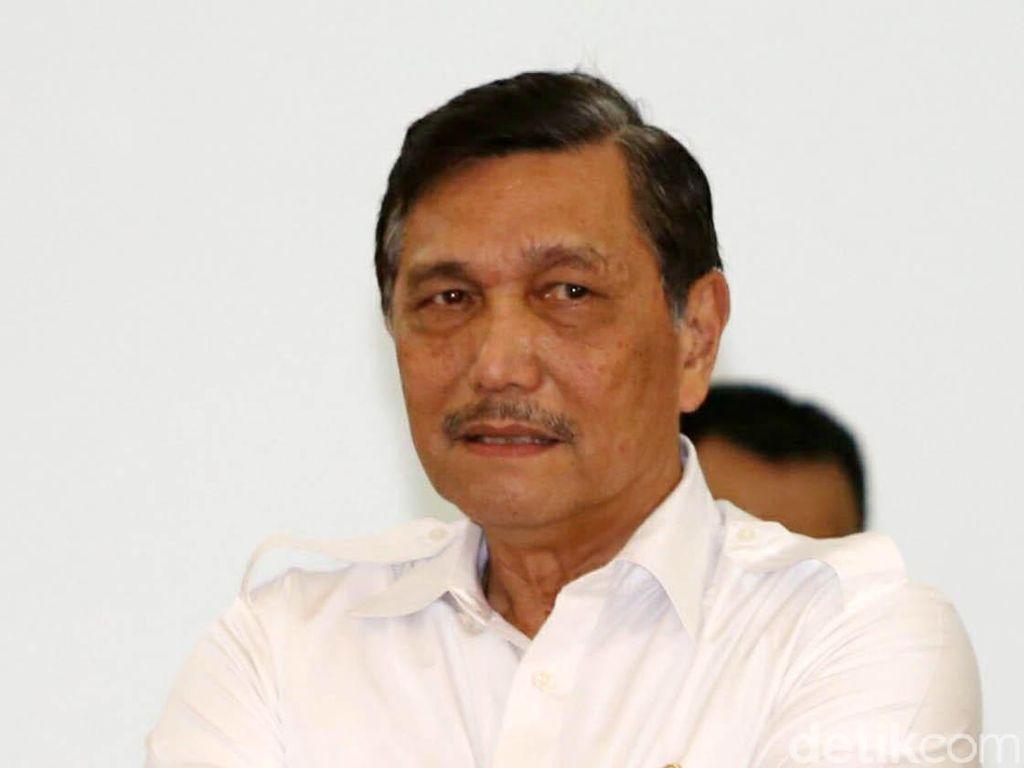 Menteri Luhut Pastikan Komunis Tak akan Masuk ke Indonesia