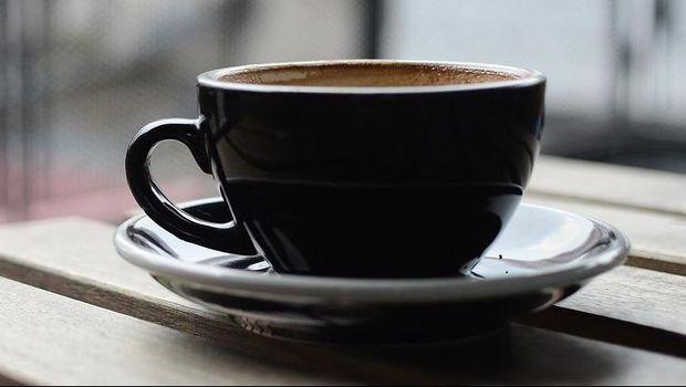 Ilustrasi segelas kopi