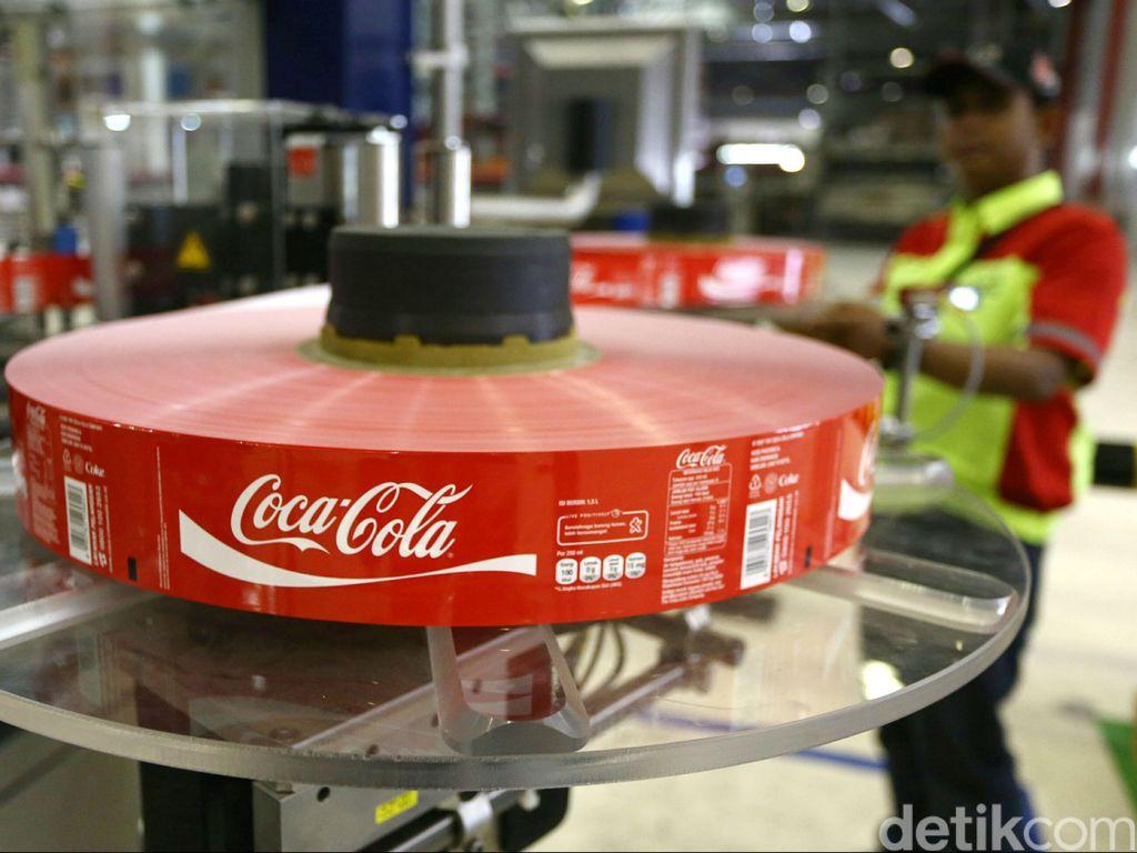 Coca-Cola Setop Produksi 200 Jenis Minuman, Ini 3 Faktanya