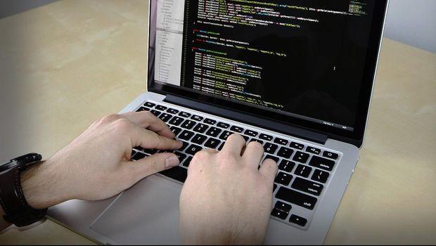 Ilustrasi programmer
