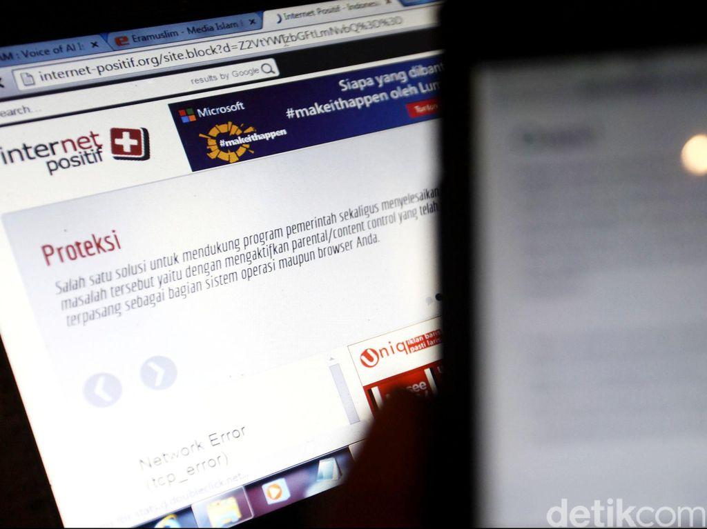 Kemenkominfo: 90 Persen Situs yang Diblokir Berkonten Pornografi