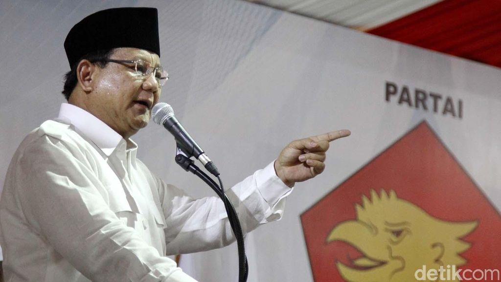 Jokowi Hadir di Aksi 2 Desember, Prabowo: Ini yang Kita Harapkan