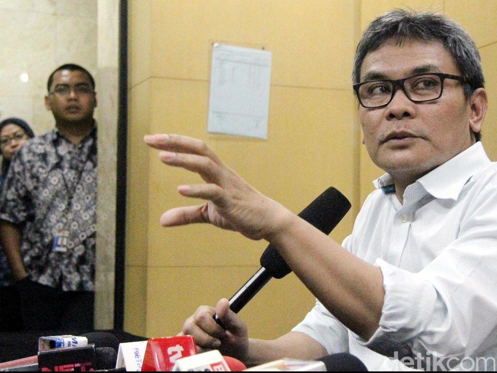 Pimpinan KPK Diteror, Johan Budi: Jangan Intimidasi Penegak Hukum!