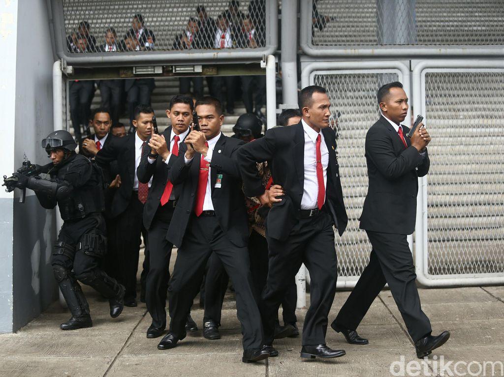 Perjalanan Diam-diam Presiden SBY