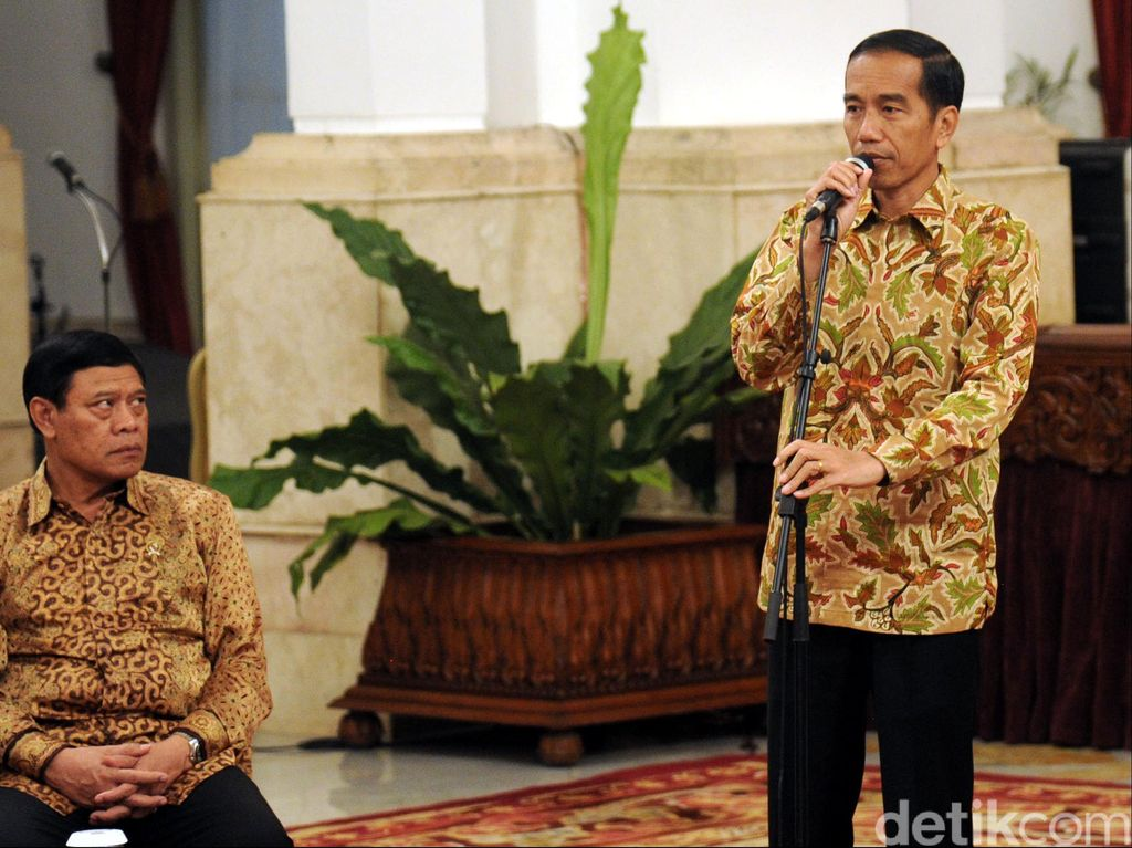 Jokowi ke Petani: Jangan Bayangkan Swasembada
