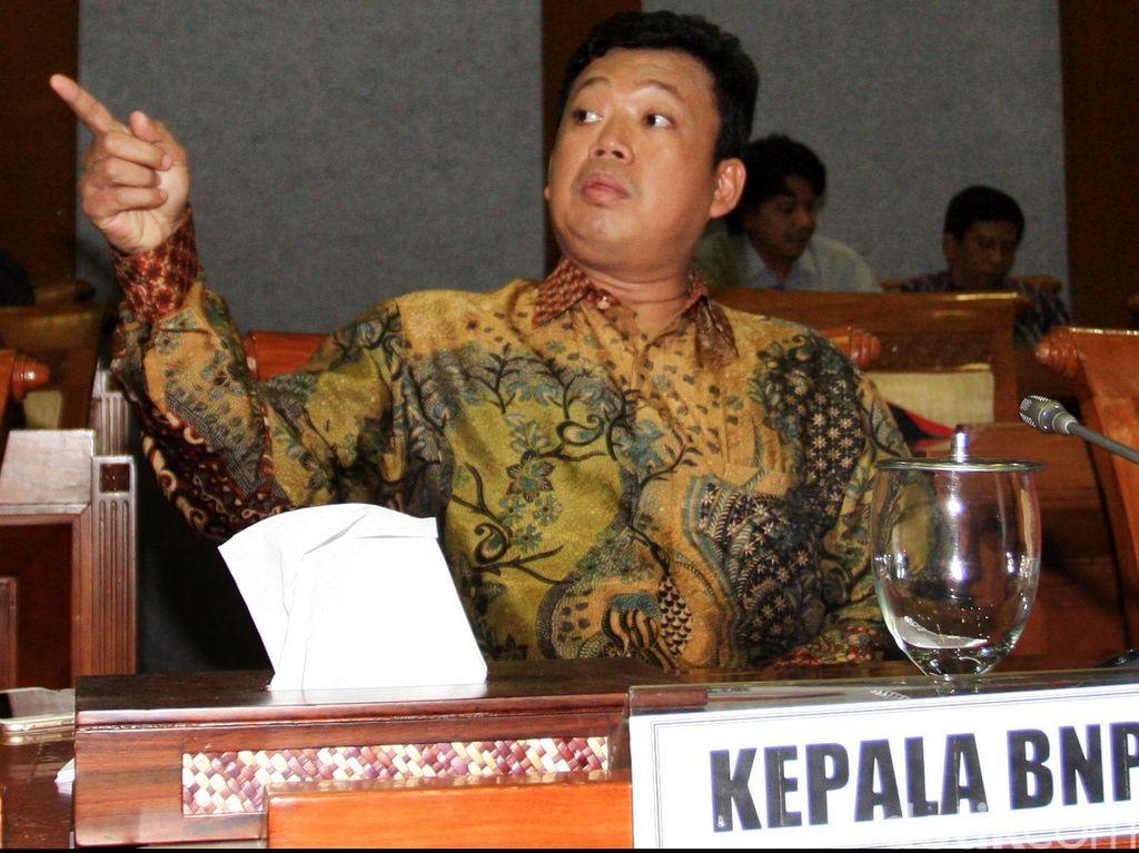 Nusron: Novanto Tak Berwenang Tunjuk Aziz Jadi Ketua DPR