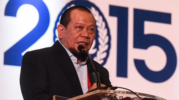 La Nyalla Mattalitti mendesak PSSI gelar Kongres pada 25 Januari.