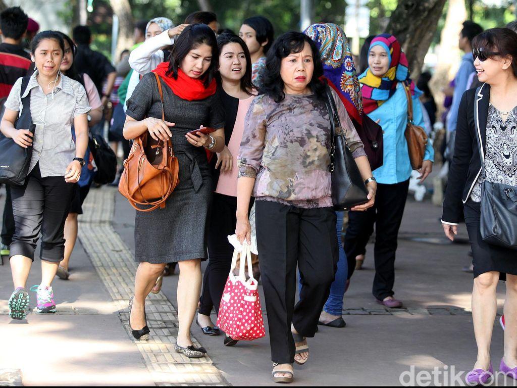 Kualitas Hidup Manusia di Jakarta Paling Tinggi di Indonesia