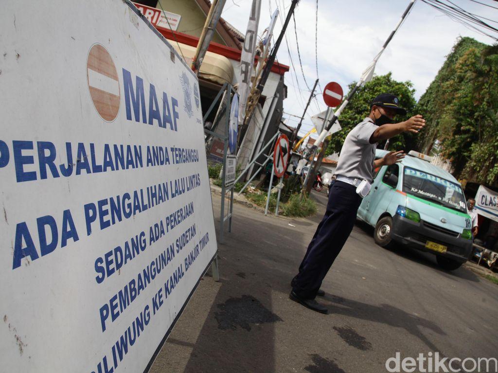 Tinggal Tunggu Anies, Rp 60 M Sudah Siap untuk Lahan Sodetan Ciliwung