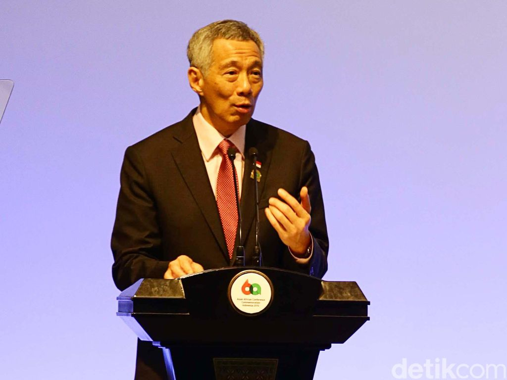 Nyaris Pingsan Saat Pidato, PM Singapura Cuti Hingga 29 Agustus