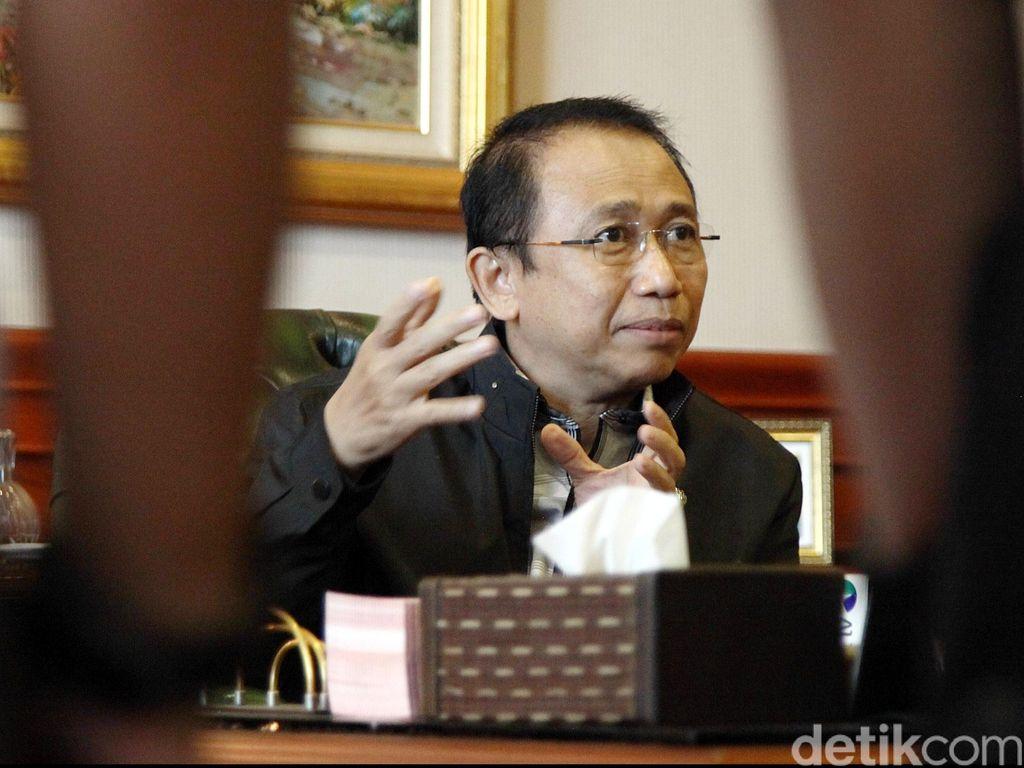 Marzuki Alie Bantah Jhoni Allen Memohon Kembali ke Barisan AHY!