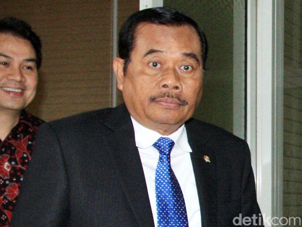 Jaksa Agung: Fatwa MUI Gafatar Sesat Jadi Acuan Tim Pakem