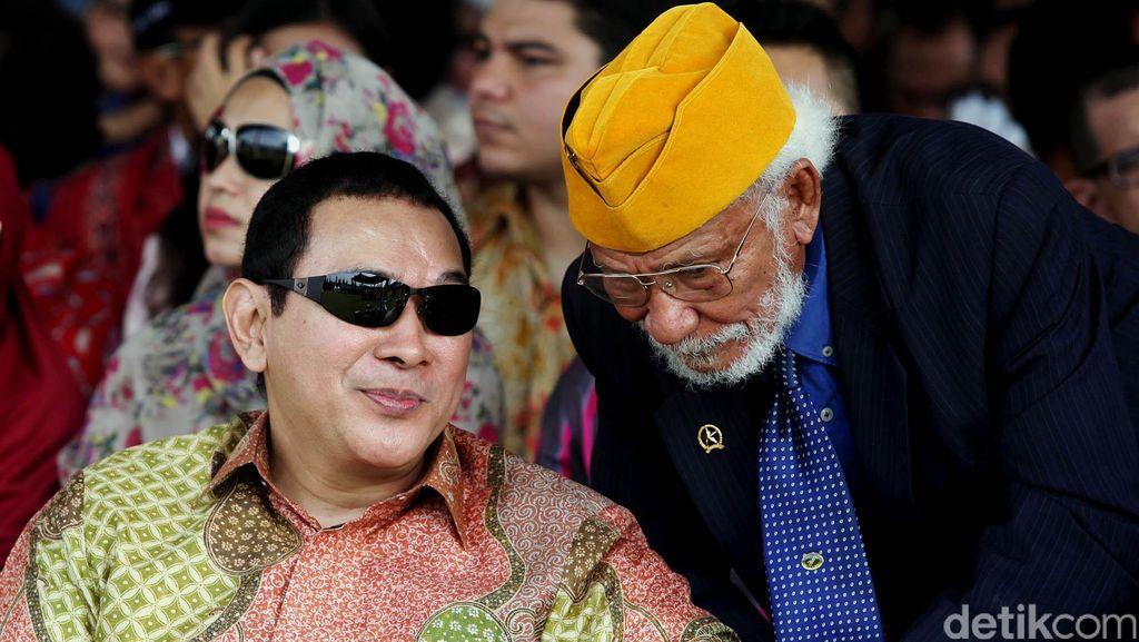 Tampang Tommy Soeharto dari Masa ke Masa, Makin Kinclong