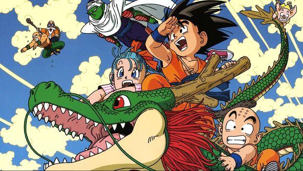 Kartun Dragon Ball.