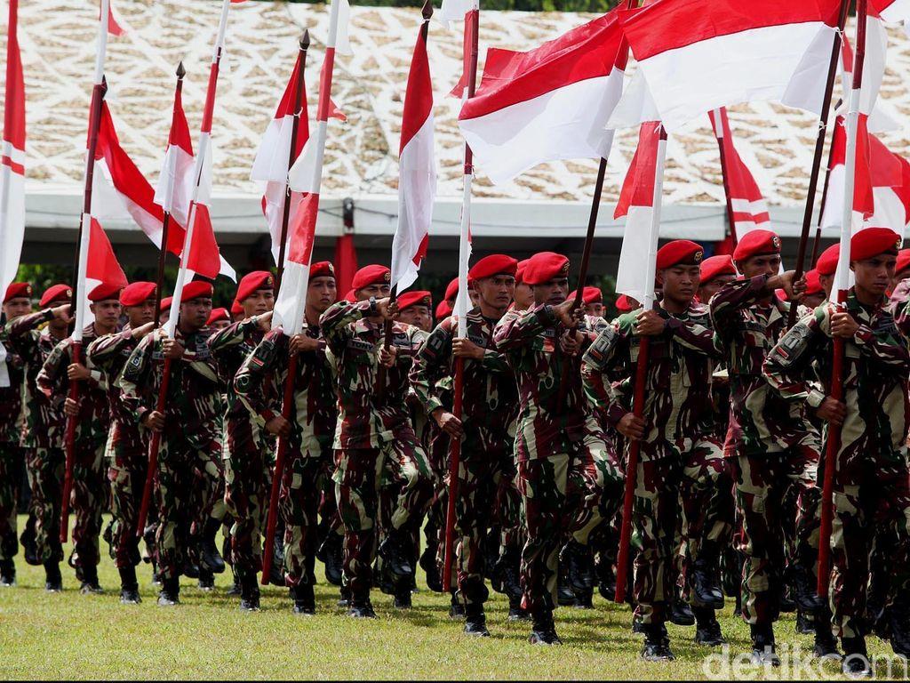 Purnawirawan Dukung Prabowo, Kopassus: Kami Netral