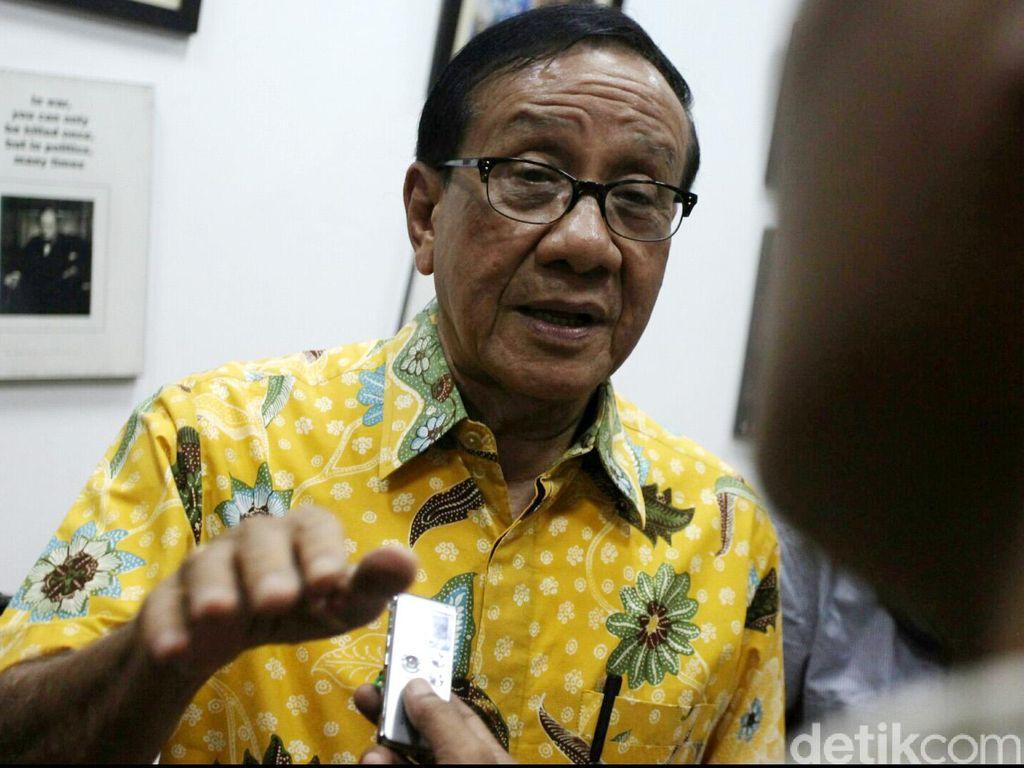 Duit Suap PLTU-1 Riau Diduga ke Munaslub Golkar, Ini Kata Akbar Tandjung