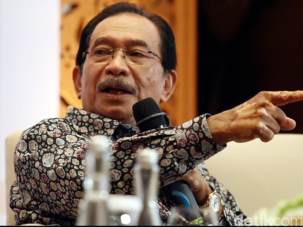 Sejarah Super Holding: Usul Tanri Abeng ke Soeharto