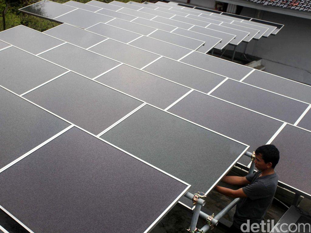 ESDM Targetkan Listrik Tenaga Surya 5.000 MW Dalam 5 Tahun