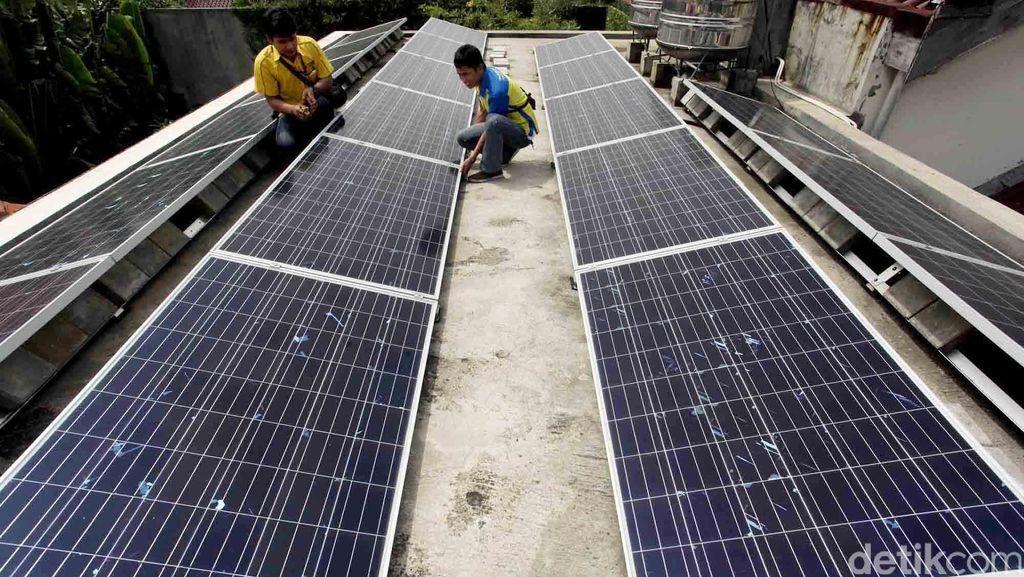 ESDM Cari Cara Kembangkan Energi Air Hingga Matahari Tanpa Subsidi