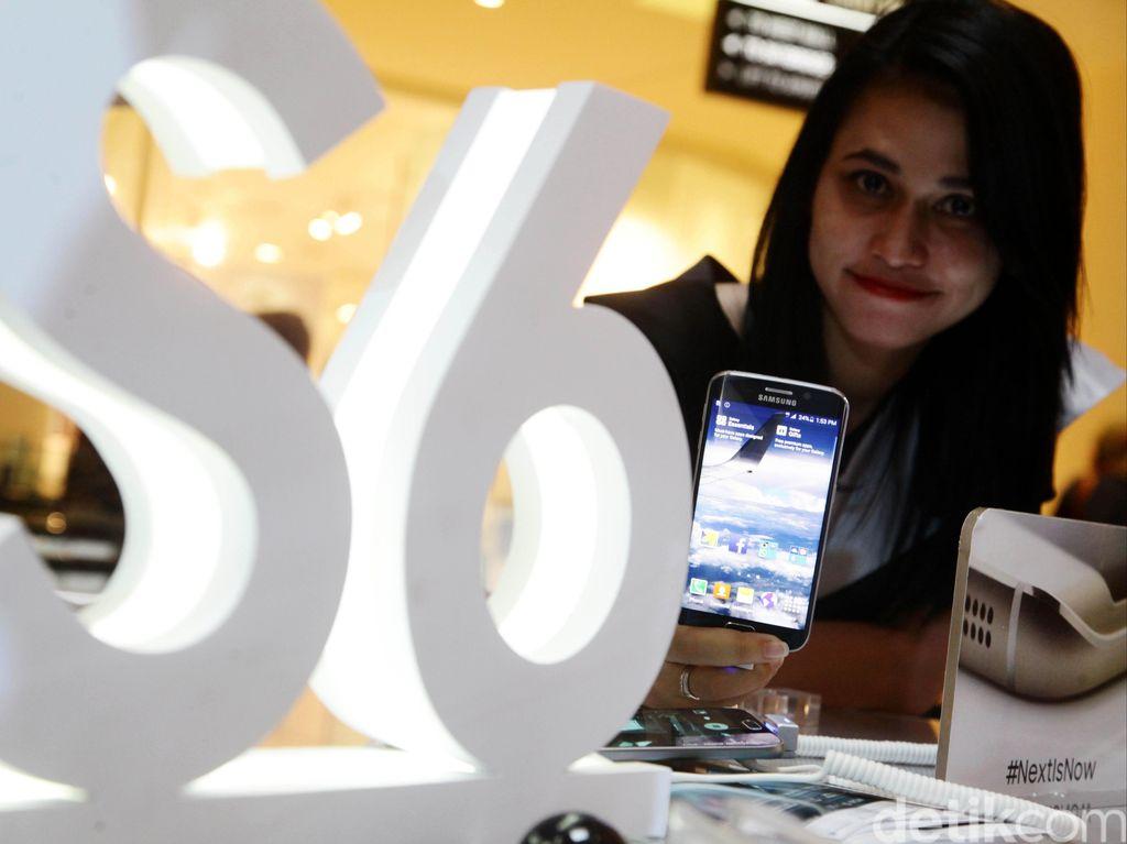 Galaxy S6 Segera Cicipi Manisnya Nougat