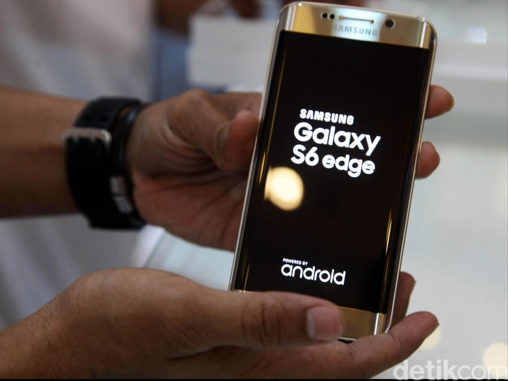 Samsung Racik Android Nougat Buat Galaxy S6
