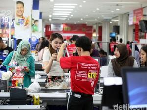 Transmart Carrefour Gelar Promo Akhir Pekan Kebutuhan Anak