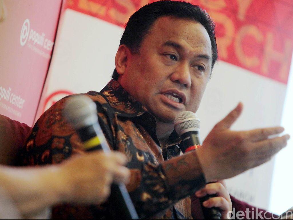 Profil Rachmat Gobel: Dulu Dicopot dari Menteri, Kini Awasi Jokowi