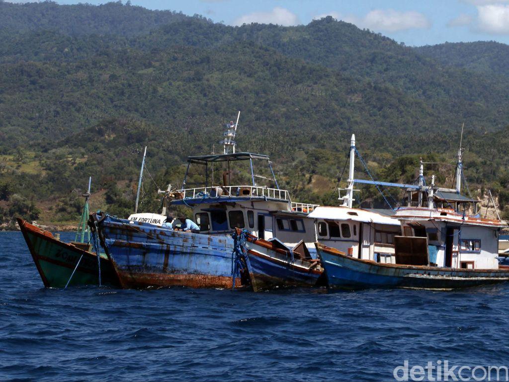 Upaya Susi Berantas Pengebom Ikan di Laut RI