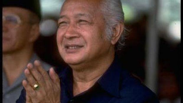 Presiden kedua RI Soeharto pernah gagal dalam program sejuta haktare lahan gambut.