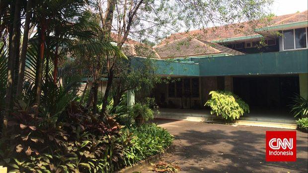 Rumah Soeharto di Jalan Cendana pada 2015 silam.