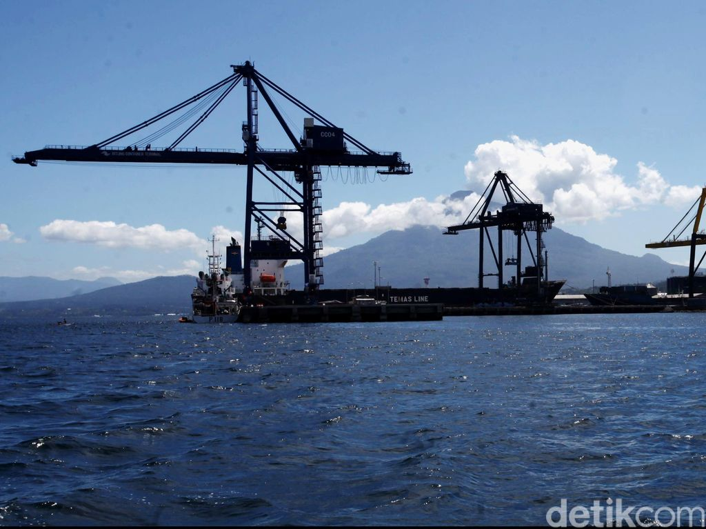 Pengembangan Pelabuhan Bitung Dimulai Oktober 2019