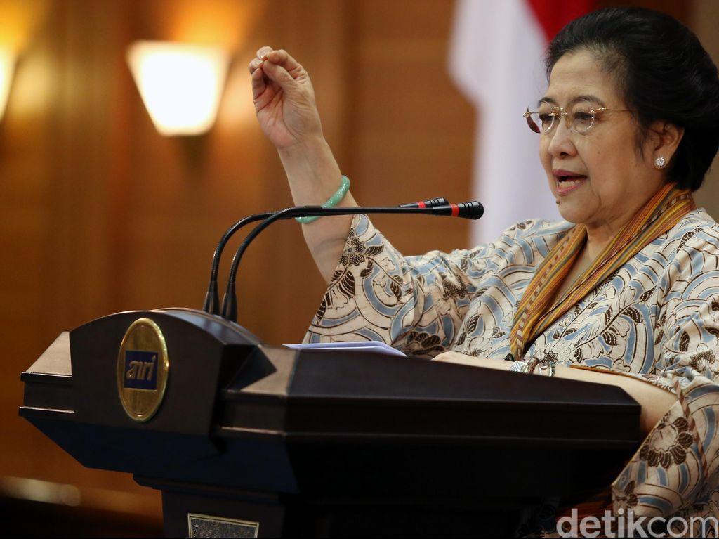 Megawati Dapat Gelar Profesor Kehormatan Unhan: Kronologi hingga Aturan