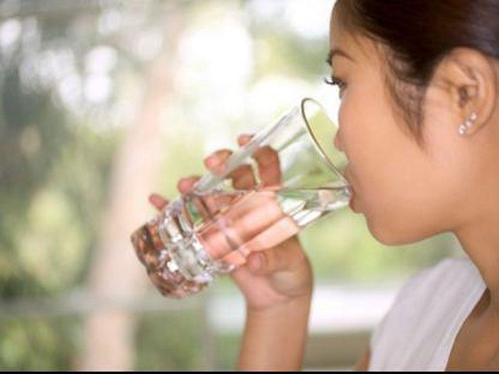 Berapa Banyak Air yang Harus Diminum Saat Sedang Bekerja?