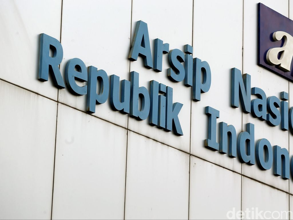 5 Fakta Unik ANRI, Penjaga Harta Karun Dokumen Indonesia